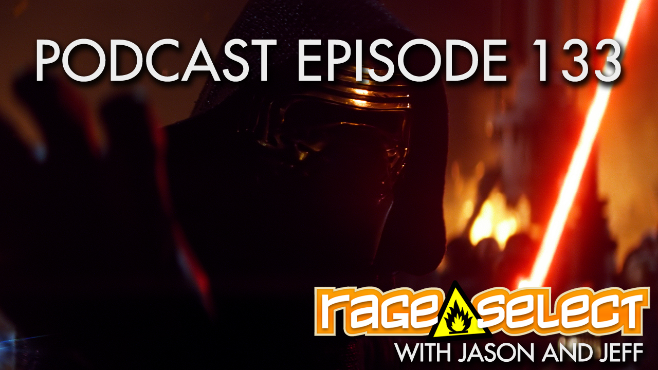 Rage Select Podcast Episode 133 - Jason and Jeff Answer Your Questions!