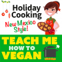 Artwork for Holiday Cooking: New Mexico Style
