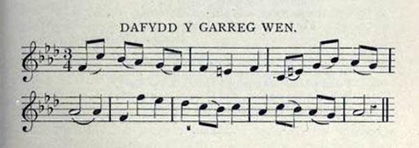 Dafydd y Garreg Wen