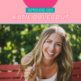 Artwork for #028 - How To Use A Podcast To Build Your Brand with Katie Dalebout