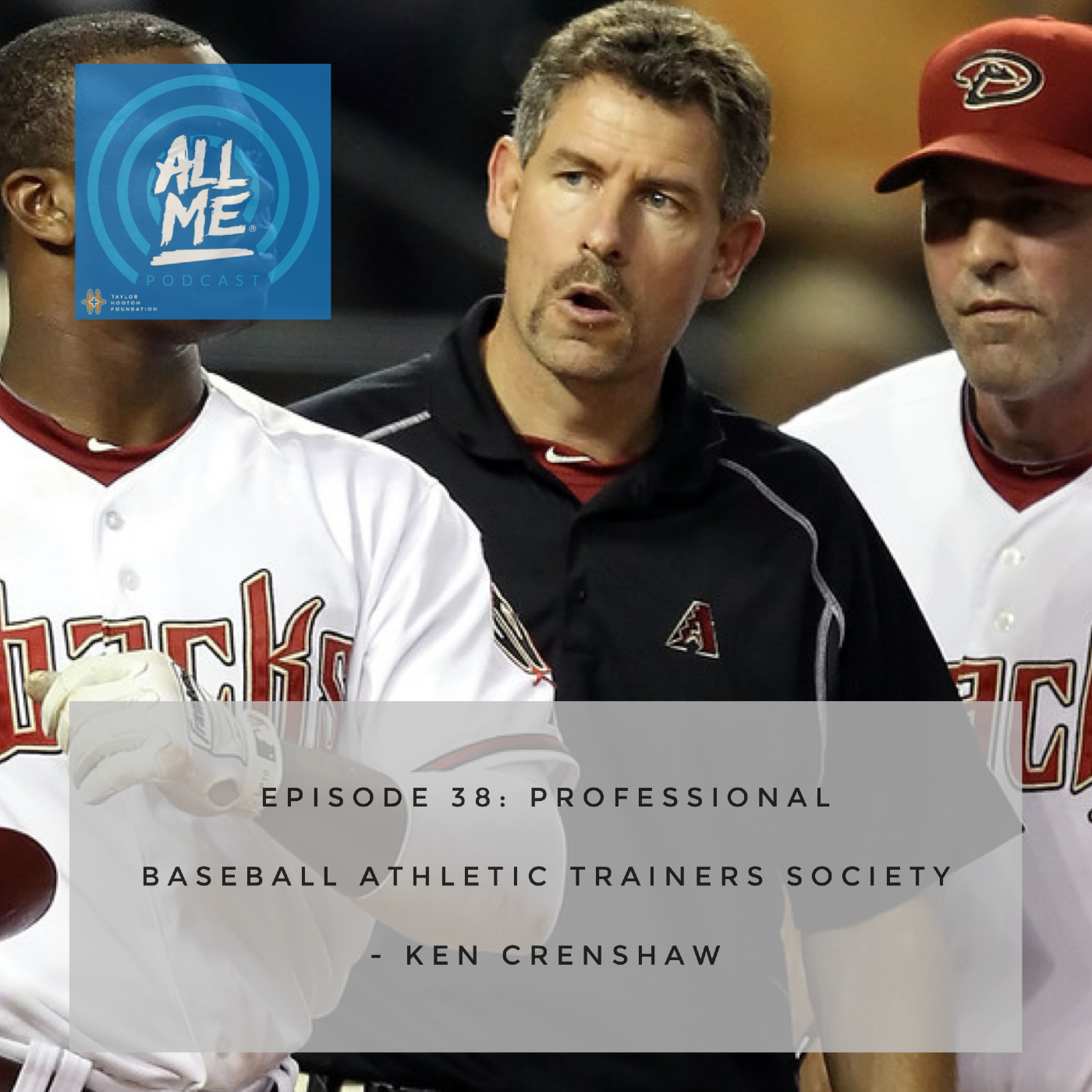 Episode 38: Professional Baseball Athletic Trainers Society - Ken Crenshaw