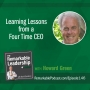 Artwork for Learning Lessons from a Four Time CEO with Howard Green