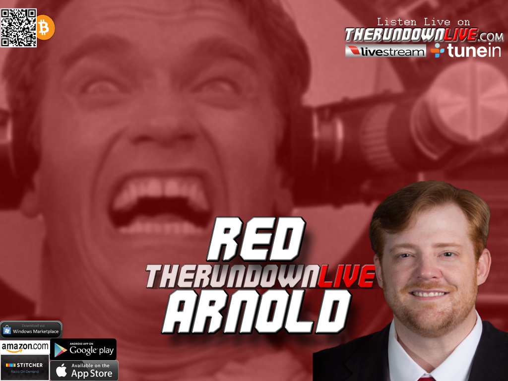 The Rundown Live #344 Red Arnold (Voice Overs,Common Core,Healthcare)