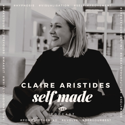 Welcome Self Made by Claire Aristides show image