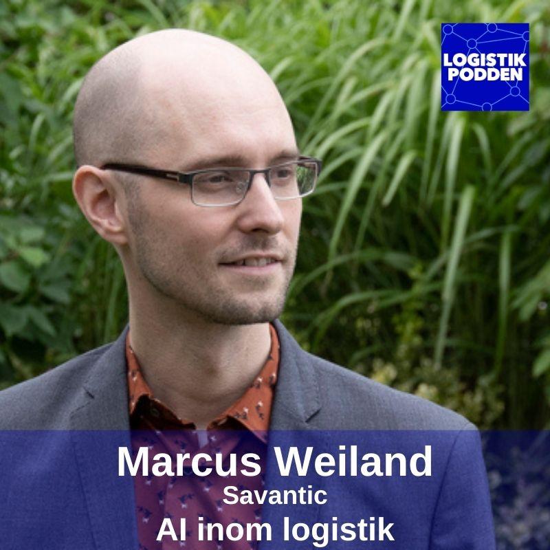 Marcus Weiland - AI inom logistik