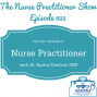 Artwork for 025 How Do I Become a Nurse Practitioner?