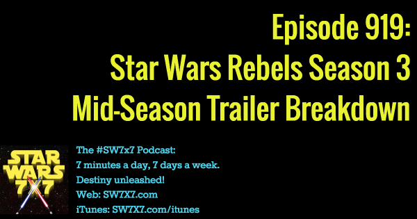 919: Rebels Season 3 Mid-Season Trailer Breakdown