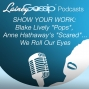 """Artwork for Blake Lively """"Pops"""", Anne Hathaway's """"Scared""""...We Roll Our Eyes"""