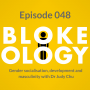 Artwork for Episode 048: Gender socialisation, development and masculinity with Dr Judy Chu