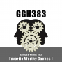 Artwork for GGH 383: Favorite Worthy Caches I