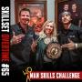 Artwork for Skillset Overtime #65: Man Skills Challenge Recap