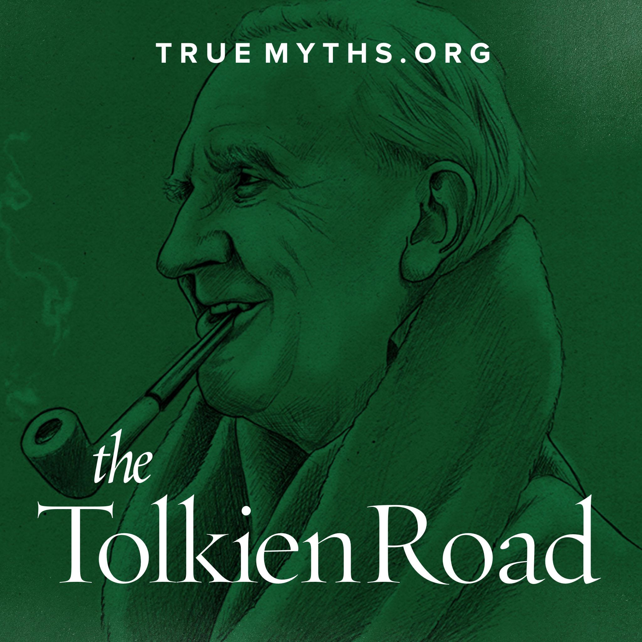 Artwork for 0041 - Tolkien's Letters - Letter 250 - Concerning Tolkien's Faith