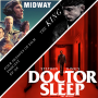Artwork for MIDWAY | THE KING | DOCTOR SLEEP Review | Four Seasons of Film Podcast | Ep. 318