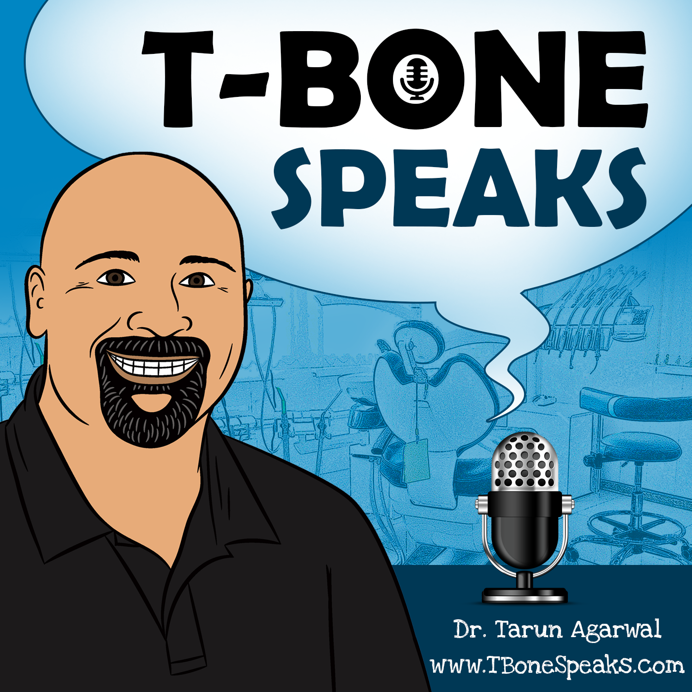 Artwork for S1Ep2 - Insight into T-Bone