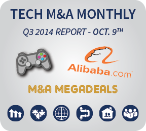 Tech M&A Monthly - Jack Ma & Alibaba