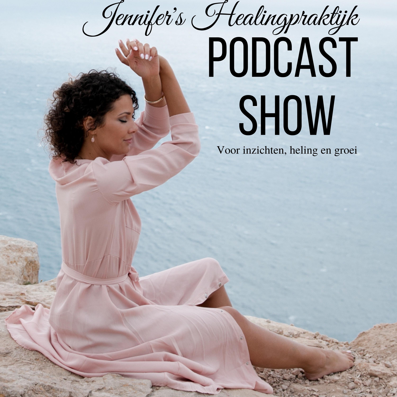 Jennifer's Healingpraktijk Podcast Show logo