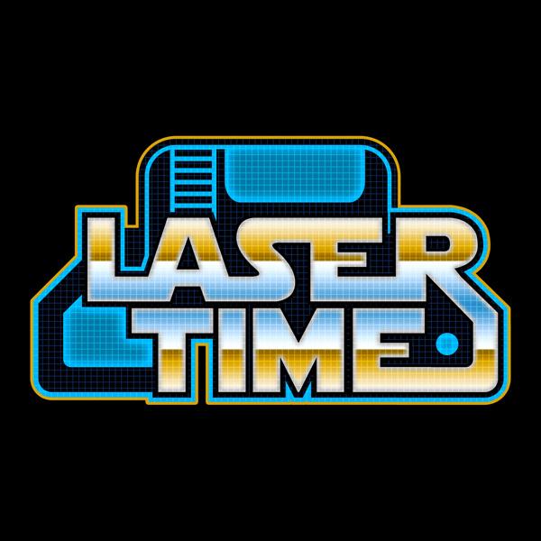 Laser Time show art