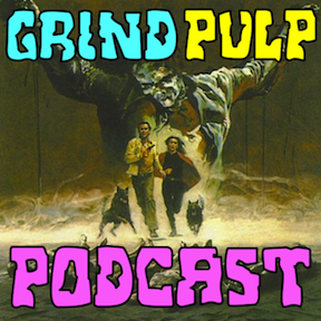 Grind Pulp Podcast show art
