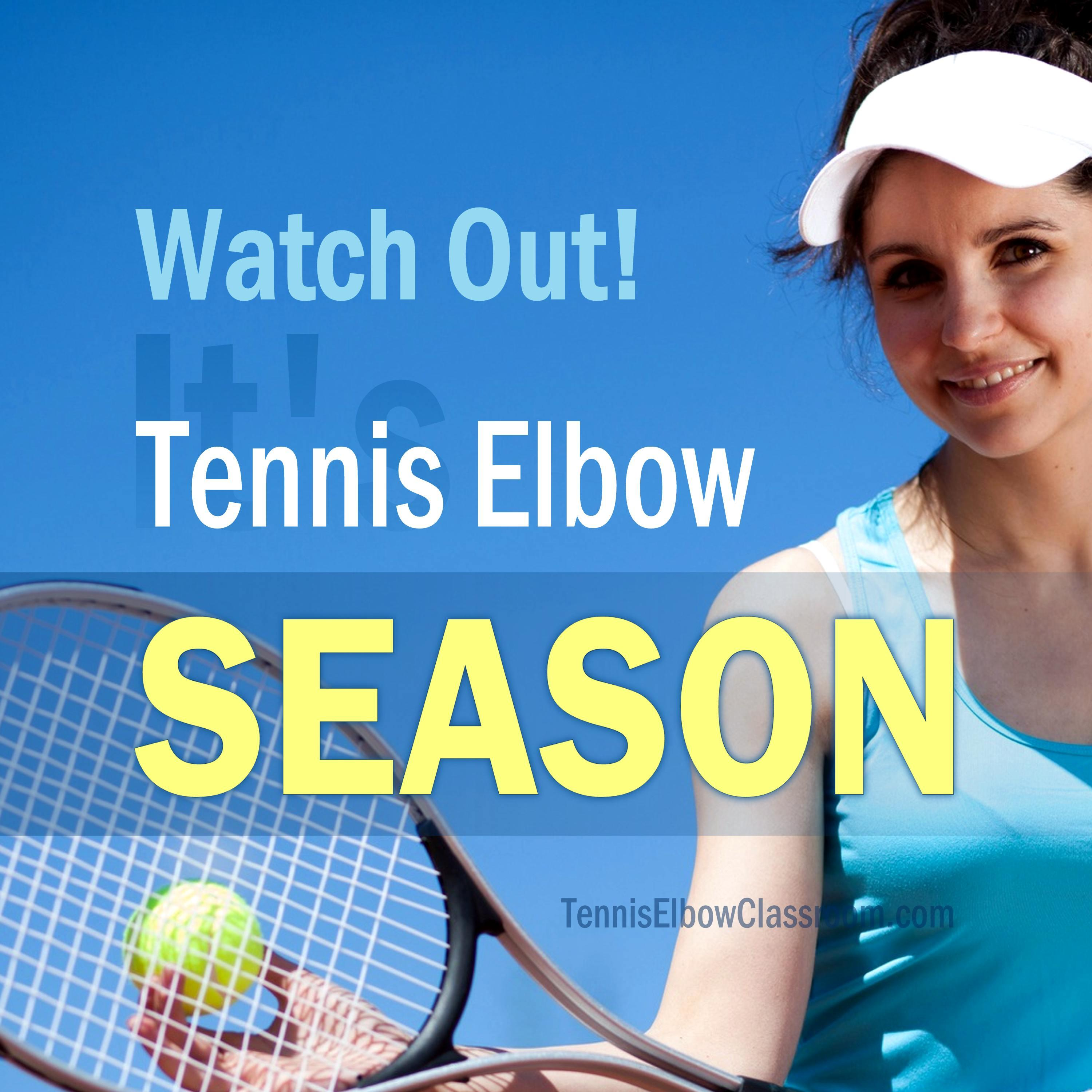 Warning Signs of Tennis and Golfer's Elbow to Watch Out For