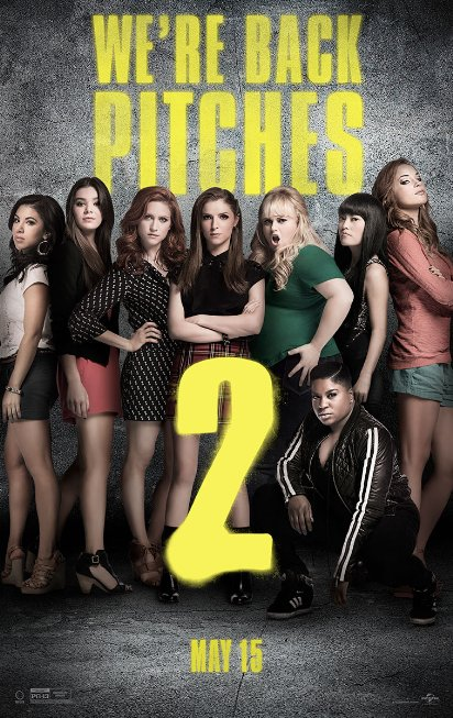 Ep. 140 - Pitch Perfect 2 (School of Rock vs. Pitch Perfect)