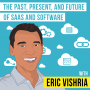 Artwork for Eric Vishria – The Past, Present, and Future of SaaS and Software - [Invest Like the Best, EP.183]