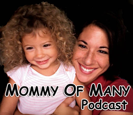 Mommy of Many Show #31: Keeping Kids Connected During Deployment.mp3