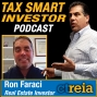 Artwork for Tax Smart Investor featuring Ron Faraci, Real Estate Investor