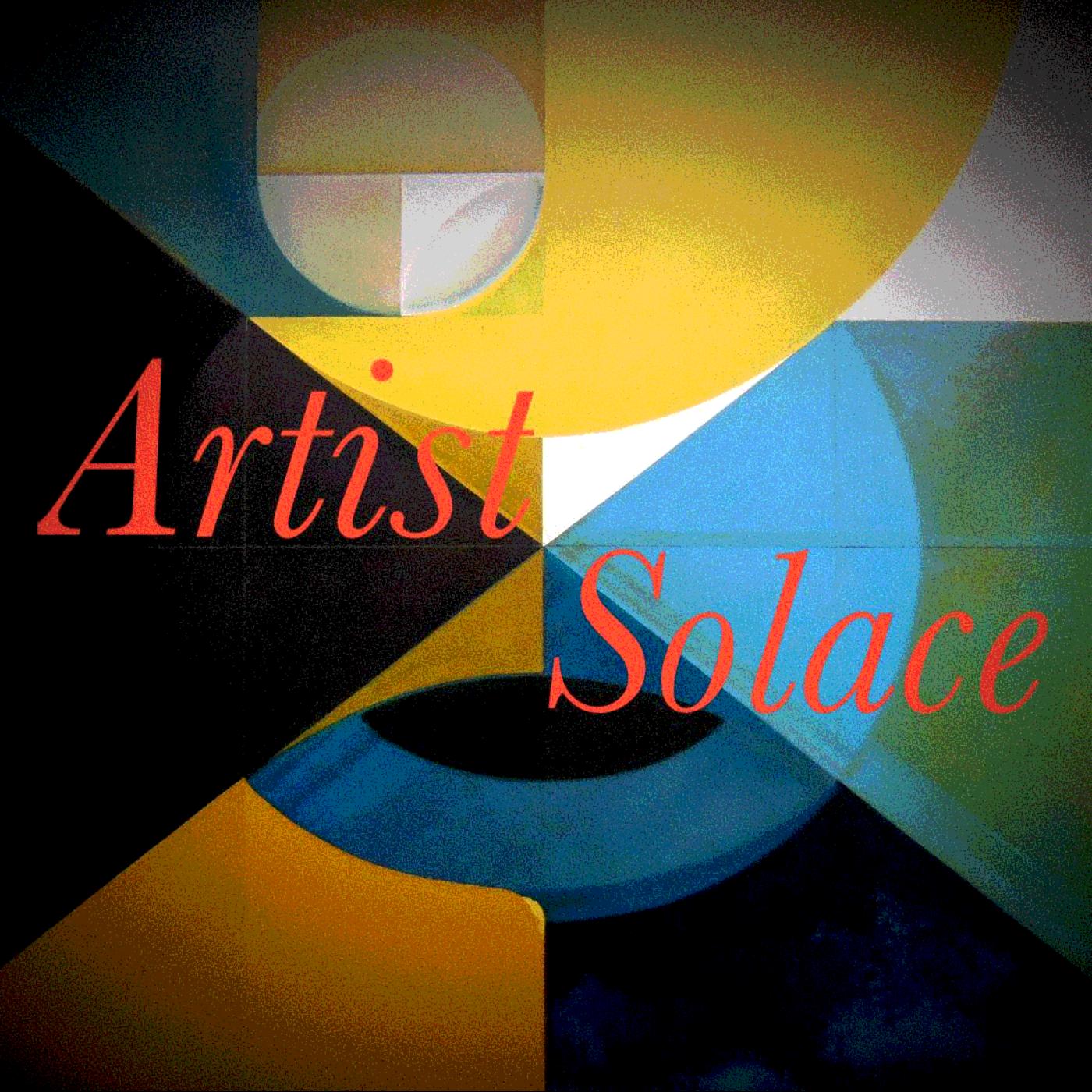 Artist Solace show art