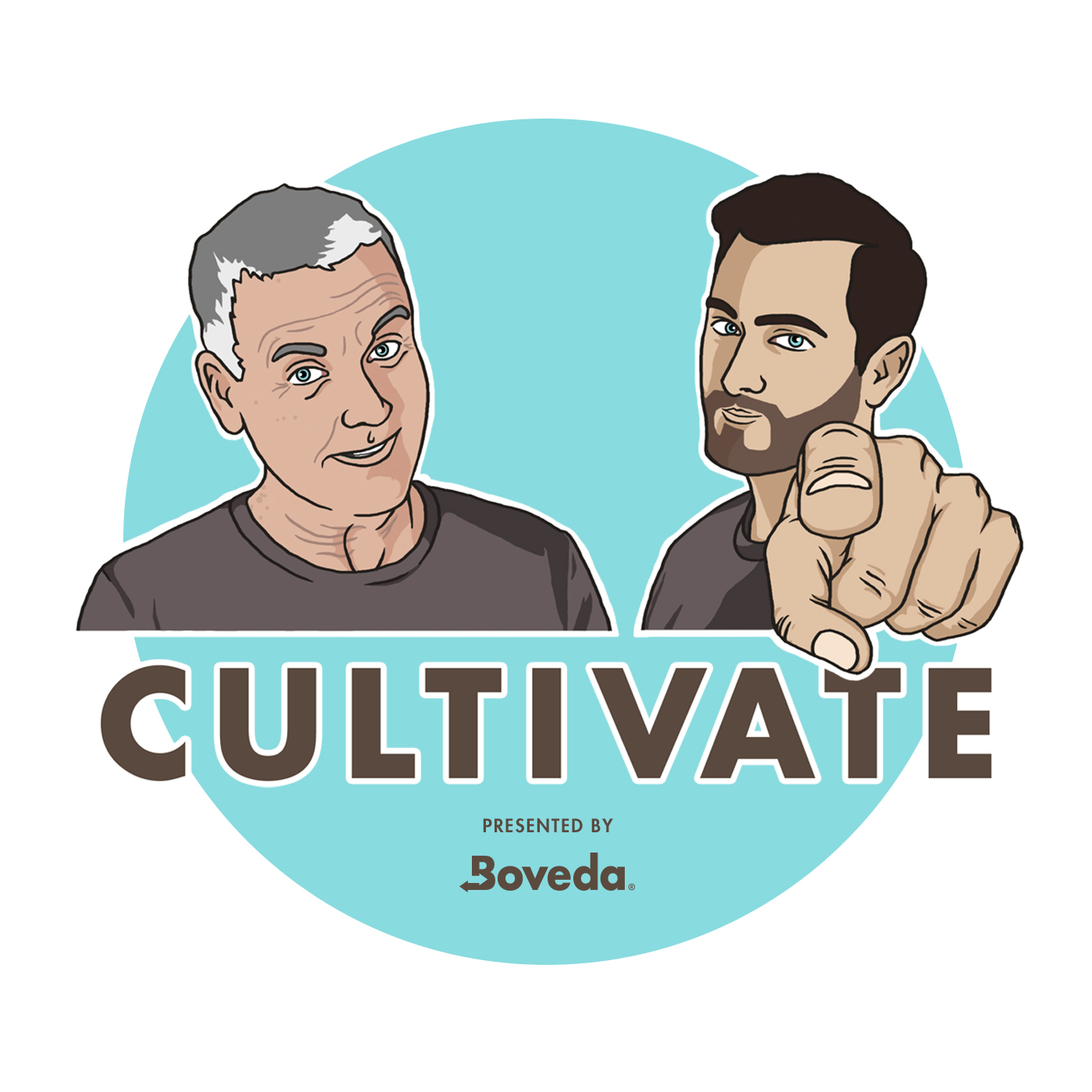Artwork for Real Cannabis Help For Real Heroes Suffering from Opioid Addiction (ft. HeroGrown) | Cultivate Ep. 09