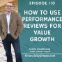 Artwork for How to Use Performance Reviews for Value Growth