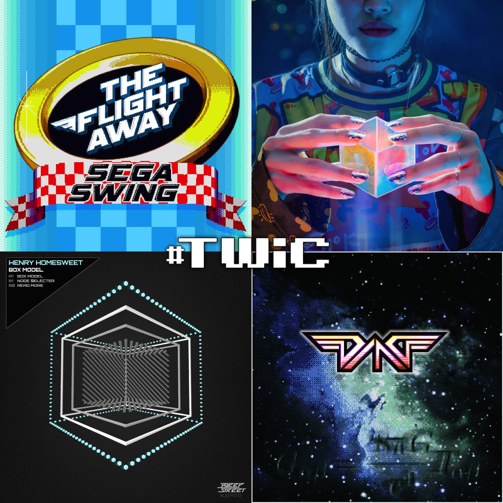TWiC 007: Anamanaguchi, Henry Homesweet, The Flight Away
