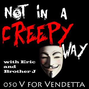 NIACW 050 V for Vendetta