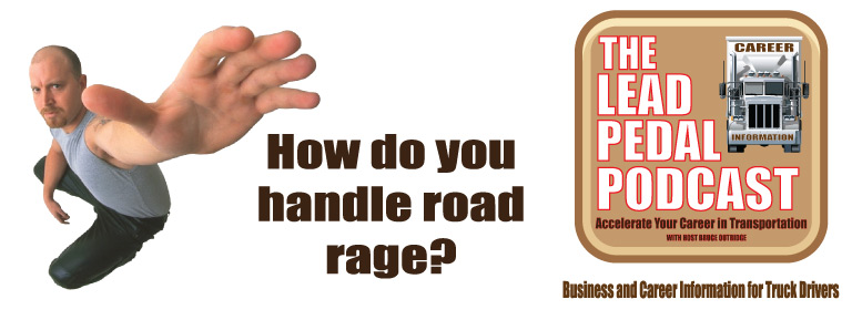 battling road rage