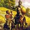 """Artwork for 39. Cervantes y """"El Quijote""""."""