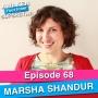 Artwork for 68 Marsha Shandur – Write Stories to Connect, Transform & Grow