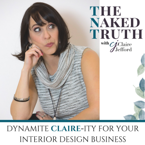 The Naked Truth With Claire Jefford