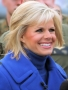 Artwork for Former Fox anchor Gretchen Carlson speaks about sexual harassment.