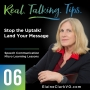 Artwork for 06: Real Talking Tips - Landing Your Message