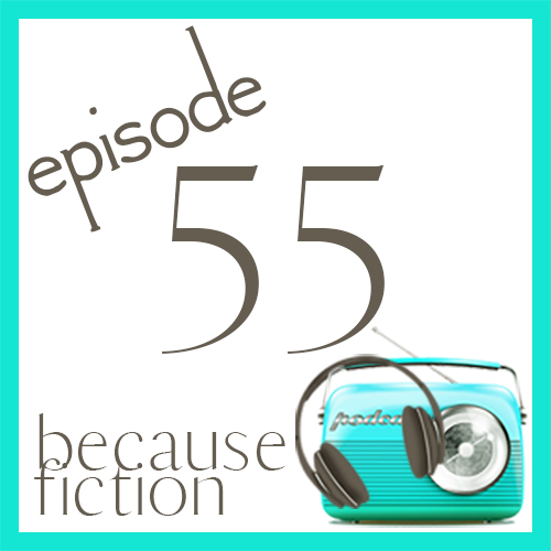 Episode 55: Three Great New Romantic Suspense Titles