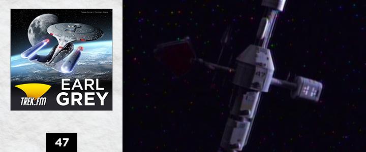 Earl Grey 47: Starfleet Code 47