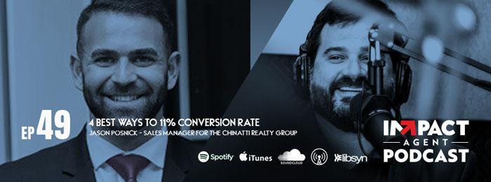 IMPACT Agent Podcast | 49 | Jason Posnick