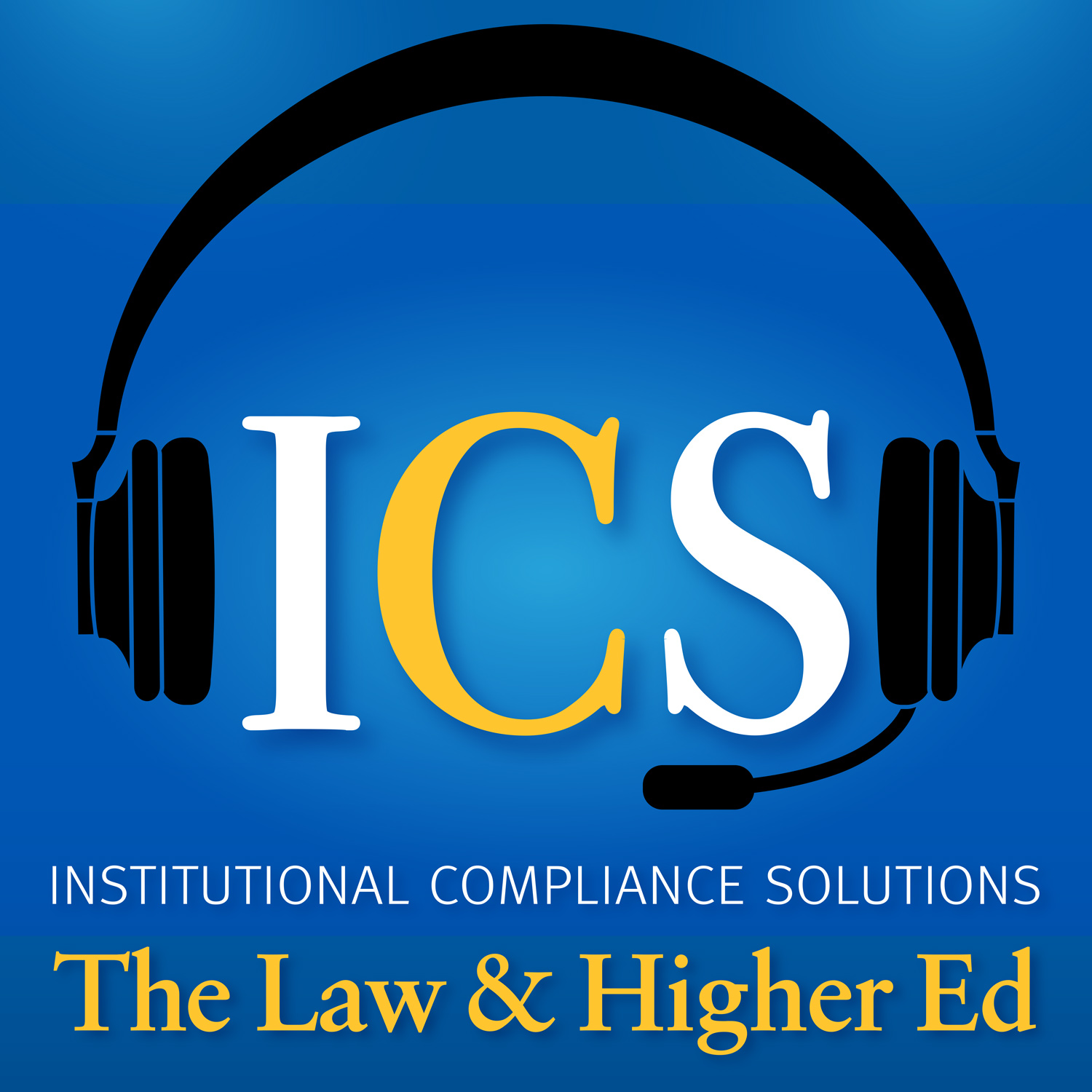 The Law and Higher Ed show art