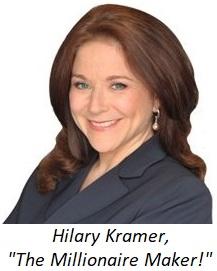 hilary kramer market analyst on Unlock Your Wealth Today Starring Heather Wagenhals