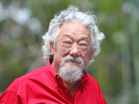 "Putting the ""Eco"" Back into Economics with David Suzuki"