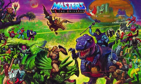 WTMS: Masters of the Universe - The Curse of Crystal Mountain