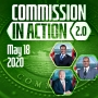 Artwork for May 18, 2020: Shelby County Board of Commissioners   COMMISSION IN ACTION 2.0   KUDZUKIAN