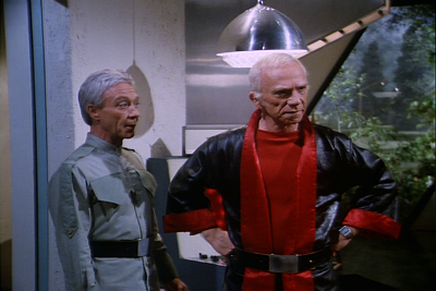 Buck Rogers Is My Life Coach: Episode 9