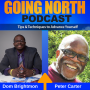 """Artwork for Ep. 302 – """"A Black First"""" with Peter E. Carter"""