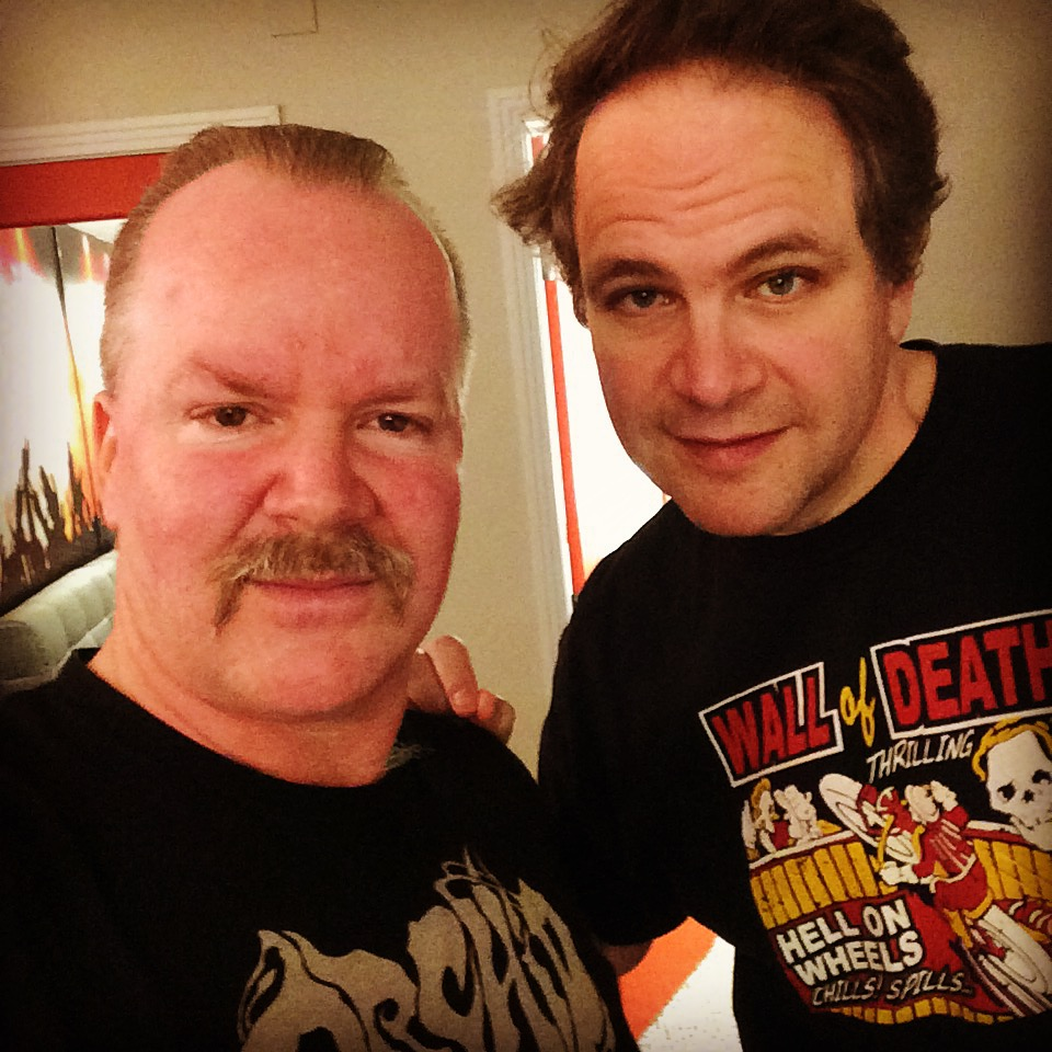 #219:Eddie Trunk/That Metal Show