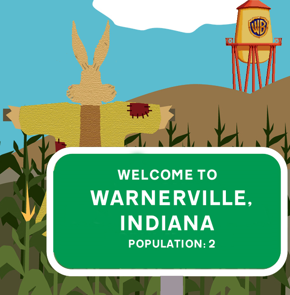 Warnerville, Indiana - Episode 045 - Looney Tunes and More